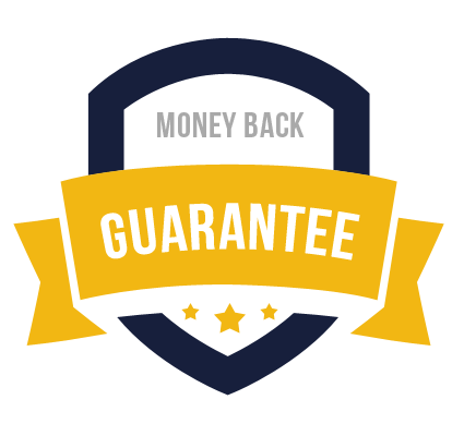 100% Money Back Guarantted